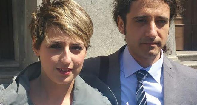 Dalila Nesci e Paolo Parentela