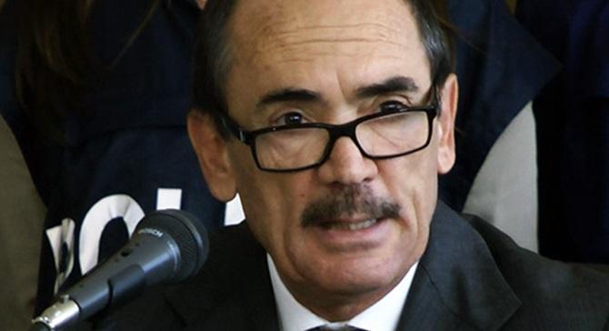 Il procuratore di Reggio Calabria Federico Cafiero De Raho