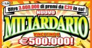 Reggio, trentenne vince mezzo milione di euro al Gratta e Vinci