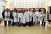 Lo staff del Centro Regionale di Neurogenetica
