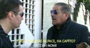 Klaus Davi aggredito a Gioia Tauro sotto casa di Gioacchino Piromalli. Interviene la Digos -VIDEO