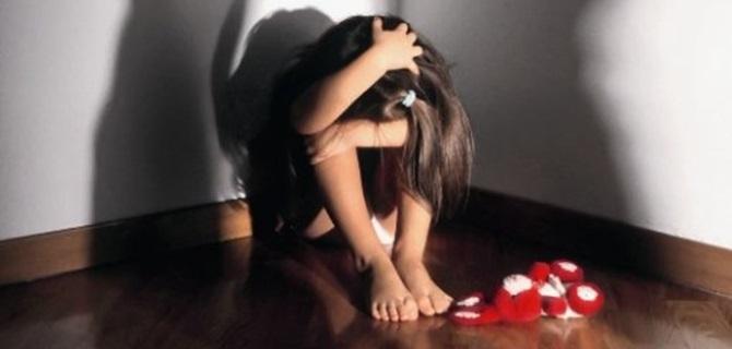 Un minore abusato