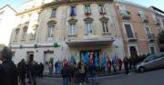 Crotone, lavoratori in protesta