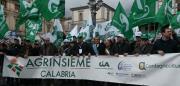 Agricoltori in piazza contro l'Imu agricola (VIDEO)