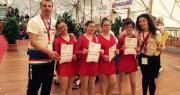 Ginnastica/ Lamezia si prende il podio agli 'Special Olympics'