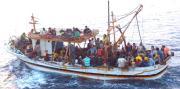Vibo, nuovo sbarco migranti