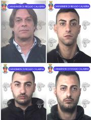 Pavia, arrestati tre reggini per rapina