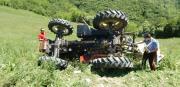 Muore a 21 anni schiacciato da un trattore nelle campagne bolognesi