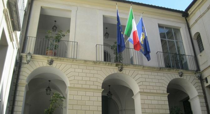 Palazzo Alemanni. Sede della struttura commissariale
