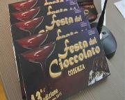 Cosenza, tutto pronto per la XIII Festa del cioccolato