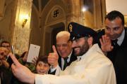 Da poliziotto a prete, la storia di Ernesto Piraino -VIDEO
