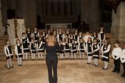 Concerto del Piccolo Coro del Rendano di Cosenza a sostegno delle famiglie bisognose