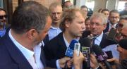 Lotti a Catanzaro: 'Aiuteremo il governo regionale'