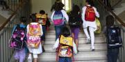 Primo giorno di scuola in Calabria. Dietro i banchi oltre 275mila studenti
