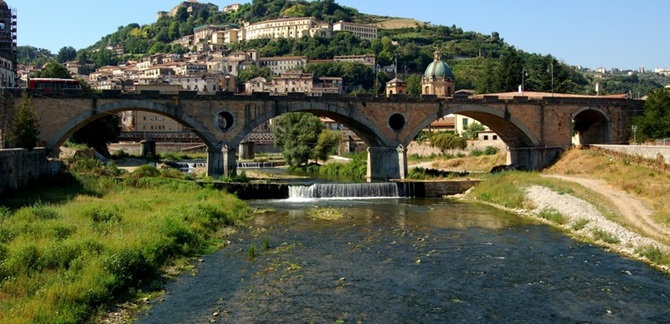 Il ponte di Alarico a Cosenza